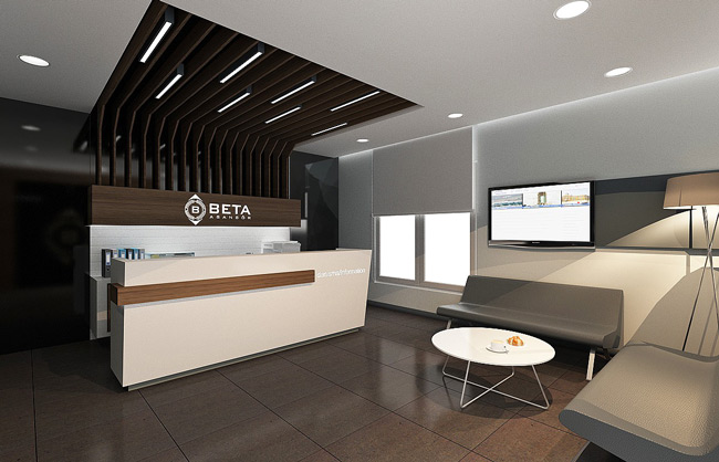 Beta Lift is one of the leading companies in the construction and installation of elevator systems, with hundreds of projects implemented in Turkey and around the world. When building their new office, the company chose a stylish and minimalist design in which Berlite products found their worthy place and gave new light to this extraordinarily beautiful space. What's more ... After the end of the project, our products fit so well, as if we had created them specifically for this project.
